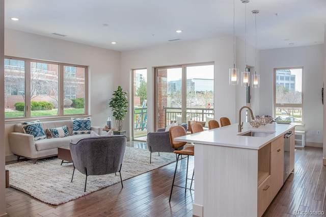 4885 S Monaco Street #108, Denver, CO 80237 (#4763460) :: Real Estate Professionals