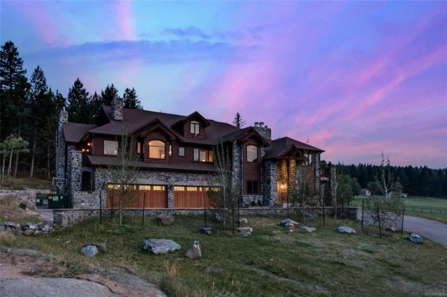 32556 Buffalo Park Road, Evergreen, CO 80439 (#4767860) :: The Pete Cook Home Group
