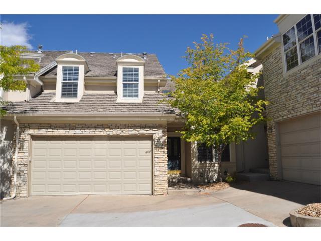 4545 S Monaco Street #141, Denver, CO 80237 (#4769223) :: The Peak Properties Group