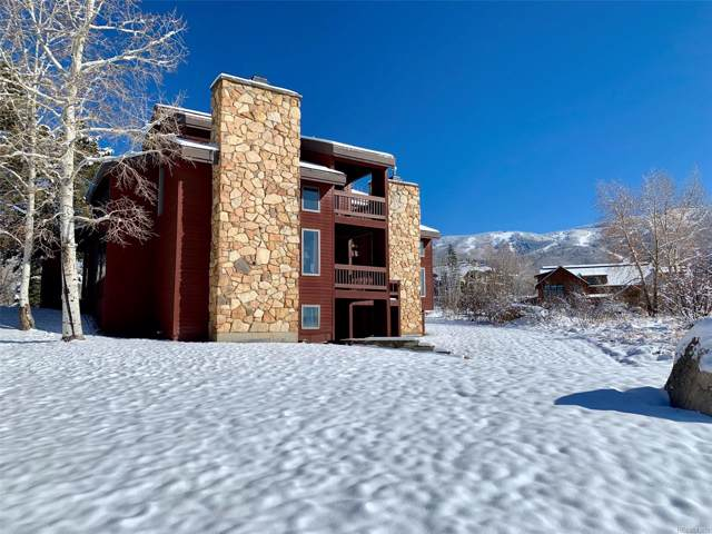 1131 Redwoods Drive #7013, Steamboat Springs, CO 80487 (#4775395) :: Bring Home Denver with Keller Williams Downtown Realty LLC