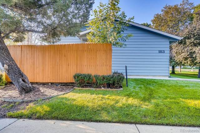 1113 W 112th Avenue A, Westminster, CO 80234 (MLS #4782748) :: Keller Williams Realty