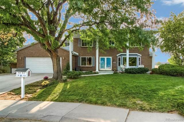 2712 E Irwin Place, Centennial, CO 80122 (#4793223) :: HomeSmart Realty Group