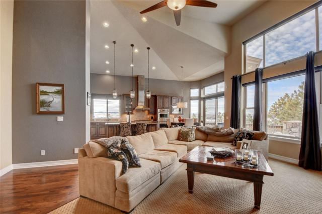 12045 S Bluff View Place, Parker, CO 80134 (#4798487) :: The HomeSmiths Team - Keller Williams