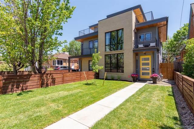 1540 Utica Street, Denver, CO 80204 (#4810859) :: Compass Colorado Realty