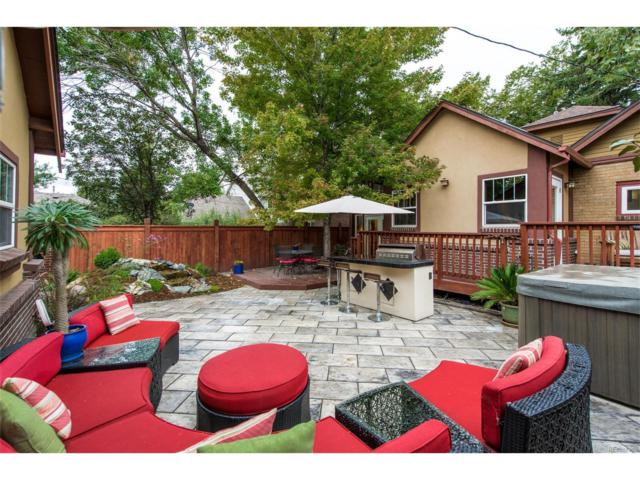 1440 S Gaylord Street, Denver, CO 80210 (#4811294) :: Thrive Real Estate Group