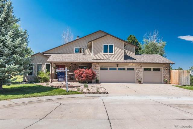 9009 Northwoods Glen Court, Parker, CO 80134 (MLS #4816823) :: 8z Real Estate