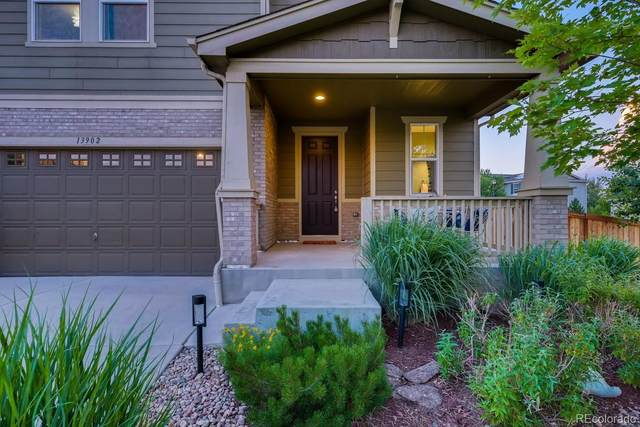 13902 W Layton Circle, Morrison, CO 80465 (#4817944) :: James Crocker Team