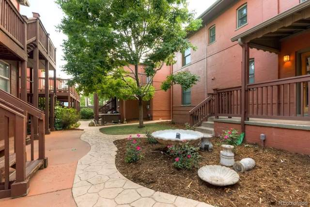 3145 Tejon Street Unit B, Denver, CO 80211 (#4819501) :: Mile High Luxury Real Estate