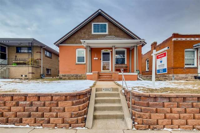 4902 W 34th Avenue, Denver, CO 80212 (#4823033) :: Berkshire Hathaway HomeServices Innovative Real Estate
