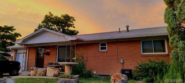 2573 W 74th Avenue, Westminster, CO 80030 (#4825681) :: The Gilbert Group