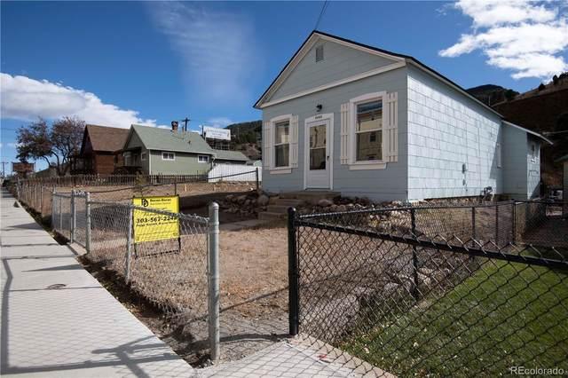 1825 Miner Street, Idaho Springs, CO 80452 (MLS #4828644) :: 8z Real Estate