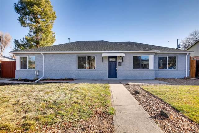 954 Revere Street, Aurora, CO 80011 (#4829402) :: The Peak Properties Group
