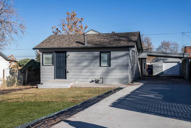 260 S King Street, Denver, CO 80219 (#4830909) :: Kimberly Austin Properties