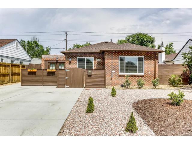 2510 Oneida Street, Denver, CO 80207 (MLS #4851054) :: 8z Real Estate