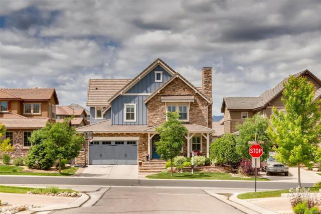 10725 Sundial Rim Road, Highlands Ranch, CO 80126 (#4862466) :: The Heyl Group at Keller Williams