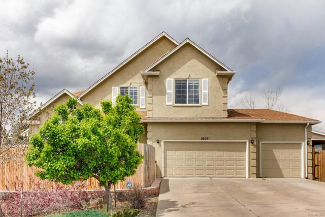 8505 S Wadsworth Boulevard, Littleton, CO 80128 (#4863548) :: The Pete Cook Home Group