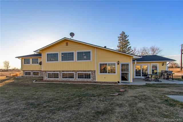 13892 N 115th Street, Longmont, CO 80504 (#4866345) :: Mile High Luxury Real Estate