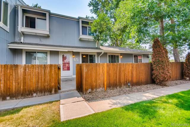 2557 S Dover Street #65, Lakewood, CO 80227 (#4878495) :: The DeGrood Team