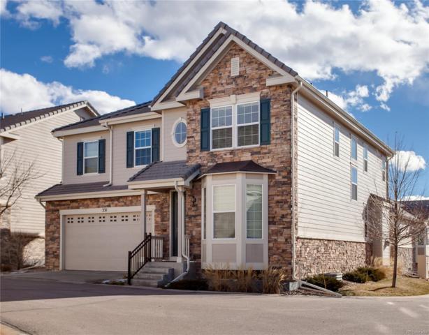 4545 S Monaco Street #331, Denver, CO 80237 (MLS #4886817) :: 8z Real Estate