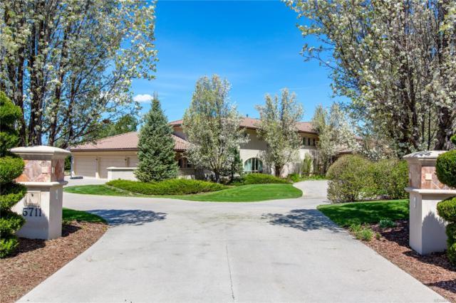 5711 E Stanford Drive, Cherry Hills Village, CO 80111 (MLS #4888969) :: 8z Real Estate