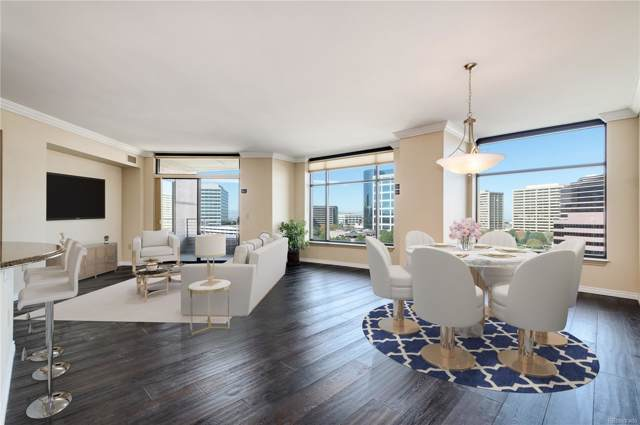 8100 E Union Avenue #909, Denver, CO 80237 (#4897695) :: Berkshire Hathaway Elevated Living Real Estate