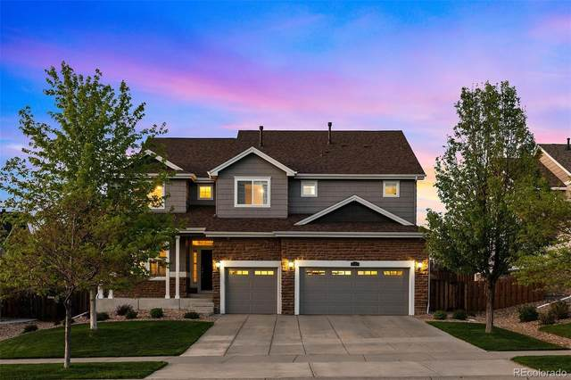 25729 E Polk Place, Aurora, CO 80016 (#4899957) :: Mile High Luxury Real Estate