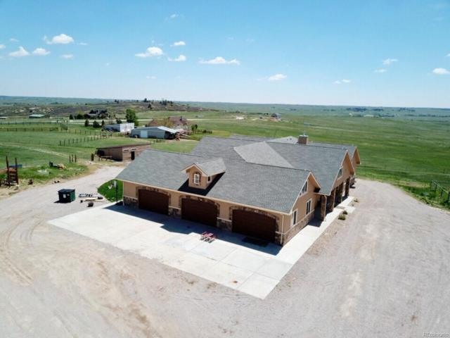 6233 Lake Gulch Road, Castle Rock, CO 80104 (MLS #4901295) :: 8z Real Estate