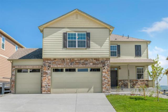 5805 High Timber Circle, Castle Rock, CO 80104 (MLS #4907523) :: 8z Real Estate