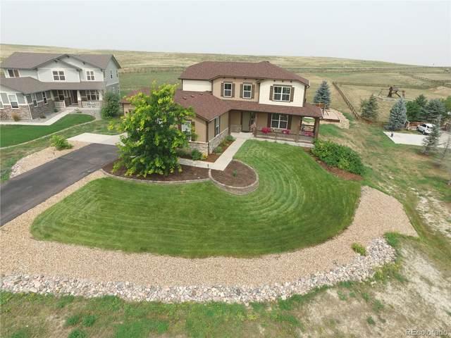 4545 Pleasant Valley Circle, Elizabeth, CO 80107 (#4924094) :: Symbio Denver