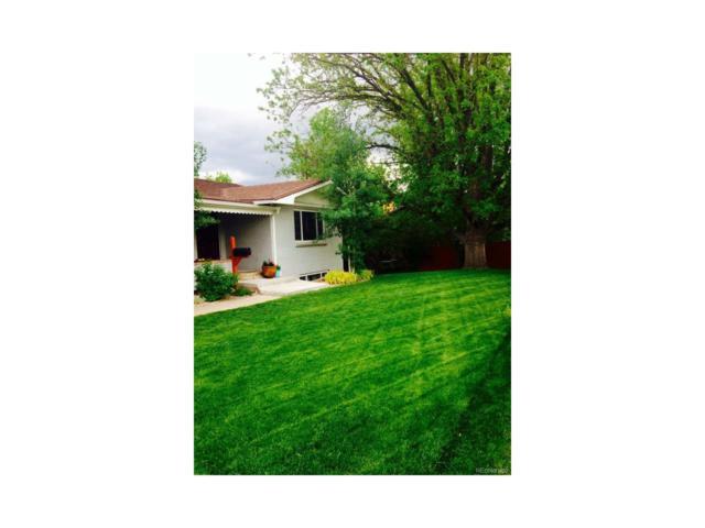 8391 W 38th Avenue, Wheat Ridge, CO 80033 (MLS #4925040) :: 8z Real Estate