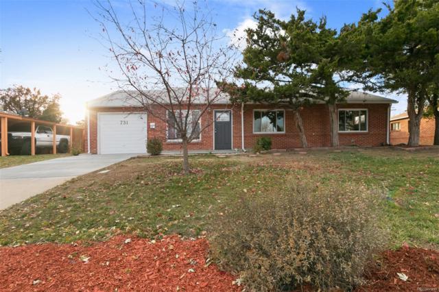 731 Toledo Street, Aurora, CO 80011 (#4926010) :: House Hunters Colorado
