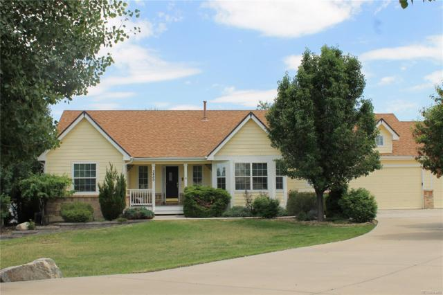 3430 Deer Creek Drive, Parker, CO 80138 (MLS #4934491) :: 8z Real Estate
