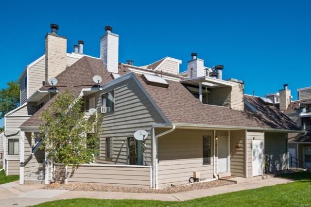 12470 W Nevada Place #106, Lakewood, CO 80228 (MLS #4958326) :: 8z Real Estate