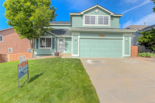 5685 S Quemoy Court, Centennial, CO 80015 (MLS #4962291) :: 8z Real Estate