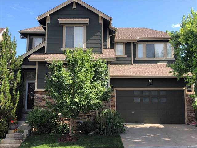 2801 Westgate Avenue, Highlands Ranch, CO 80126 (MLS #4970812) :: Colorado Real Estate : The Space Agency