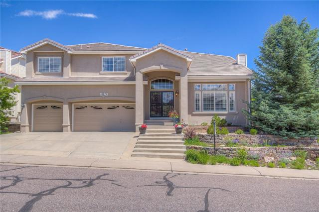 10077 Charissglen Lane, Highlands Ranch, CO 80126 (#4976867) :: House Hunters Colorado