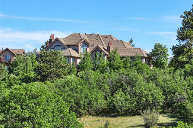 4433 Tierra Alta Drive, Castle Rock, CO 80104 (#4980022) :: Structure CO Group