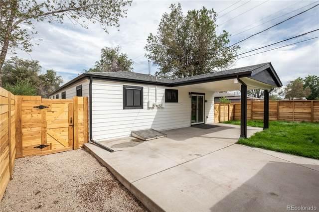 1001 N Stuart Street, Denver, CO 80204 (MLS #4991339) :: Bliss Realty Group