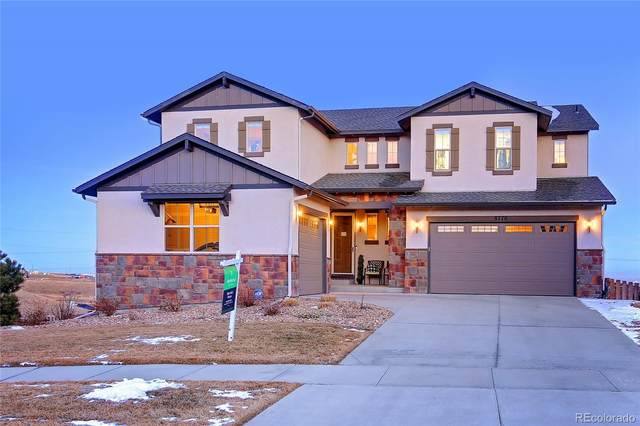 8770 Zircon Way, Arvada, CO 80007 (#4998441) :: HomeSmart