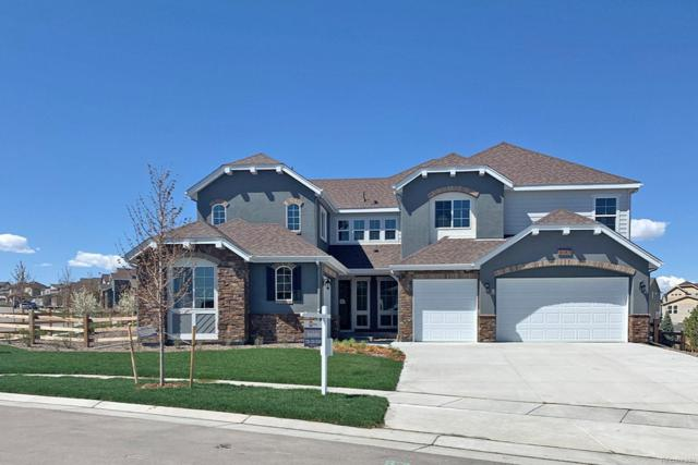 8083 S Kellerman Court, Aurora, CO 80016 (#5021303) :: Venterra Real Estate LLC