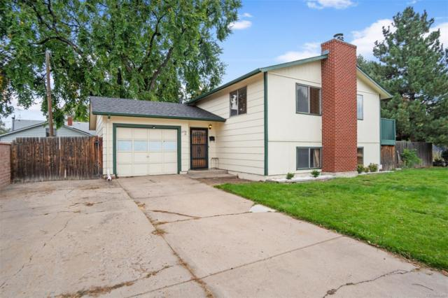 2730 W Mississippi Avenue #16, Denver, CO 80219 (#5022390) :: Sellstate Realty Pros