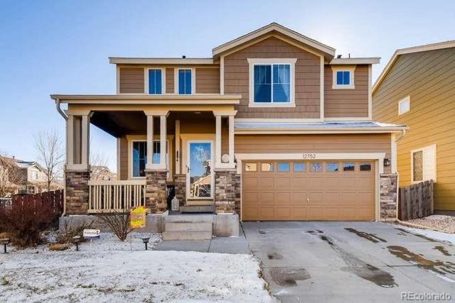 12752 E 106th Avenue, Commerce City, CO 80022 (MLS #5023082) :: Bliss Realty Group