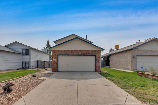 5724 W 71st Avenue, Westminster, CO 80003 (MLS #5032796) :: Bliss Realty Group