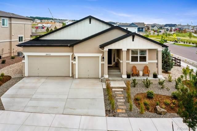 10413 Mount Rosa Lane, Colorado Springs, CO 80924 (#5042589) :: Wisdom Real Estate
