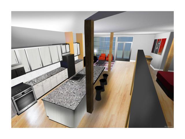 3198 Blake Street #508, Denver, CO 80205 (MLS #5047106) :: 8z Real Estate