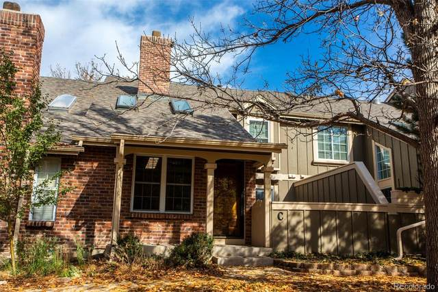 7731 S Curtice Way C, Littleton, CO 80120 (#5048158) :: Chateaux Realty Group