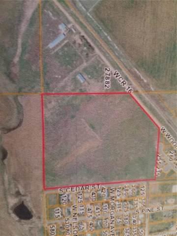 0000 Cedar, Keenesburg, CO 80643 (#5053491) :: The Dixon Group