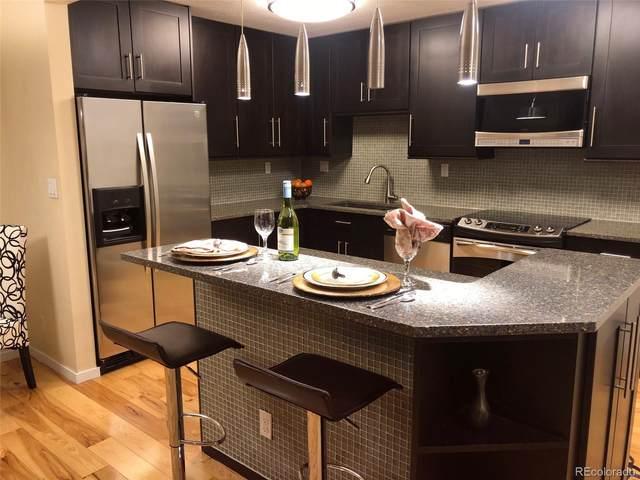 1551 Larimer Street #2406, Denver, CO 80202 (#5058296) :: Briggs American Properties