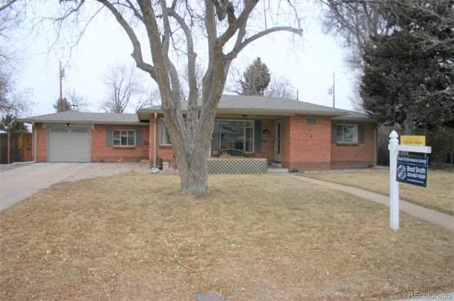 6116 S Valleyview Street, Littleton, CO 80120 (MLS #5066976) :: 8z Real Estate