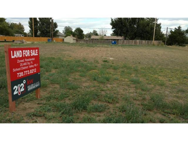 15500 Harris Street, Sterling, CO 80751 (MLS #5067457) :: 8z Real Estate